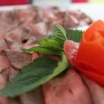 Kaltes Roast Beef